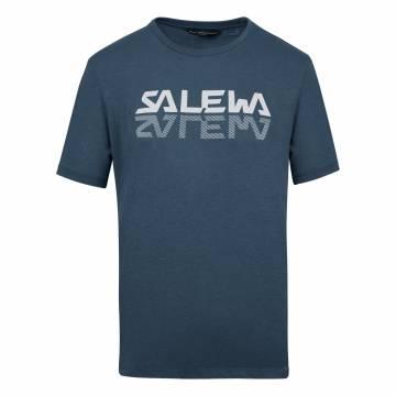 SALEWA REFLECTION DRY CAMISETA HOMBRE PREMIUN NAVY MELANGE