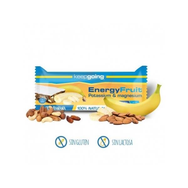 BARRITA ENERGY FRUIT PLÁTANO