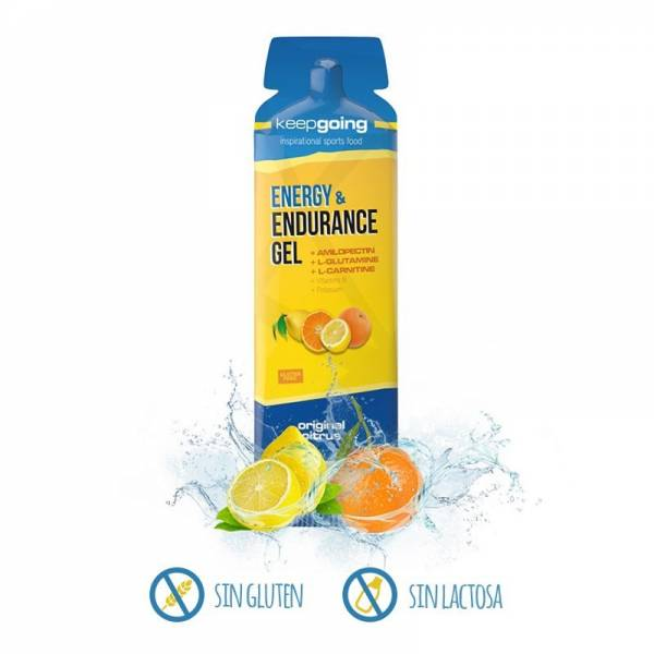 ENERGY & ENDURANCE GEL