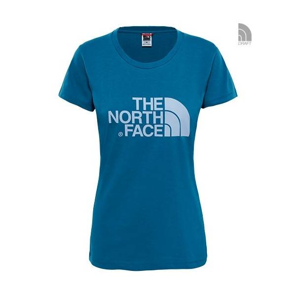 CAMISETA MUJER S/S EASY TEE THE NORTH FACE