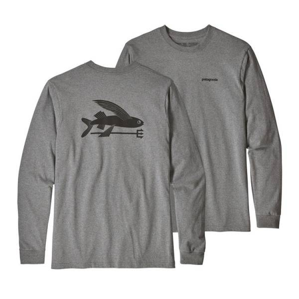 Imagén: MS LONG-SLEEVED FLYING FISH RESPONSIBILI-TEE®