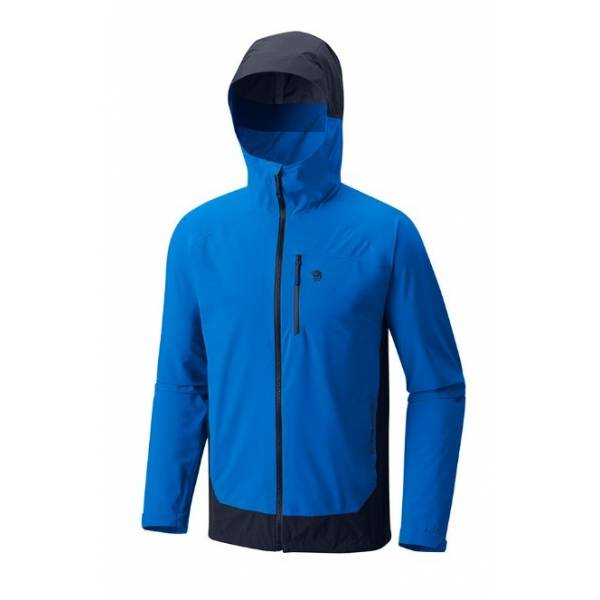 MOUNTAIN HARD WEAR IMPERMEABLE STRETCH OZONIC HOMBRE