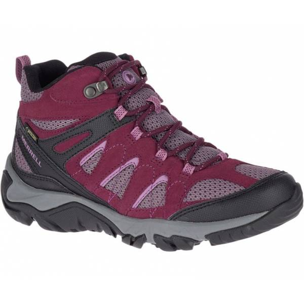 OUTMOST MID VENT GTX MUJER