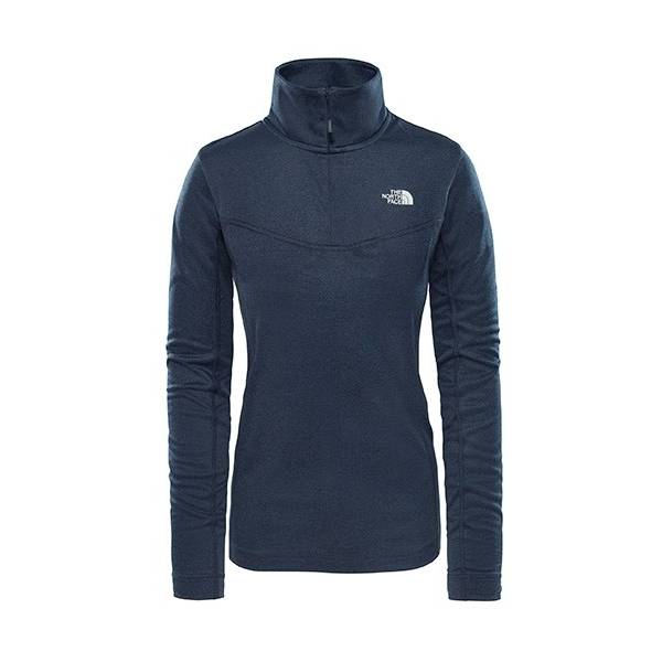 THE NORTH FACE HIKESR 1/4 ZIP TOP MUJER
