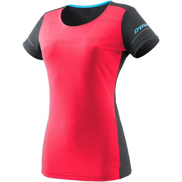 CAMISETA DYNAFIT ALPINE PRO MUJER S/S TEE FLUO