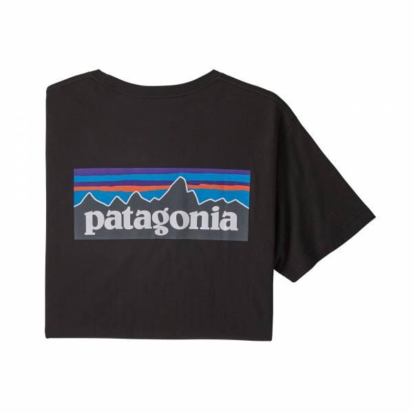 CAMISETA PATAGONIA P6 LOGO ORGANIC