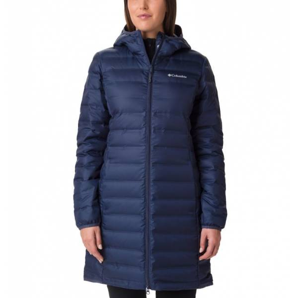COLUMBIA CHAQUETA CON CAPUCHA LAKE 22 DOWN LONG MUJER