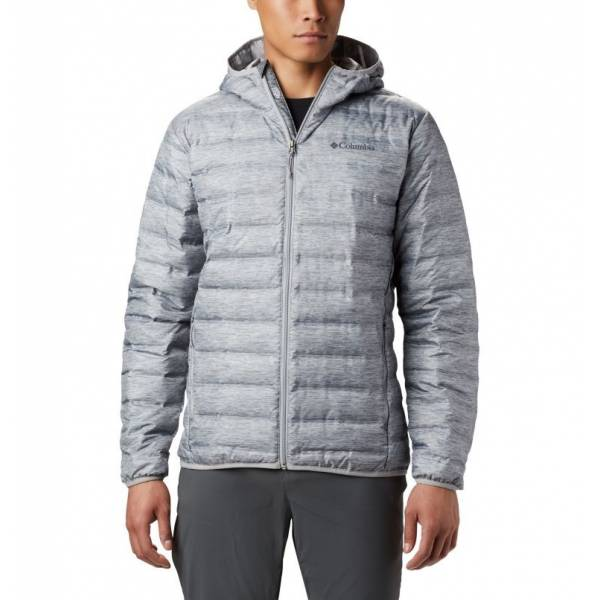 COLUMBIA LAKE 22 HOODED DOWN CHAQUETA HOMBRE