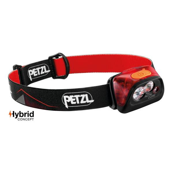 FRONTAL ACTIK CORE PETZL