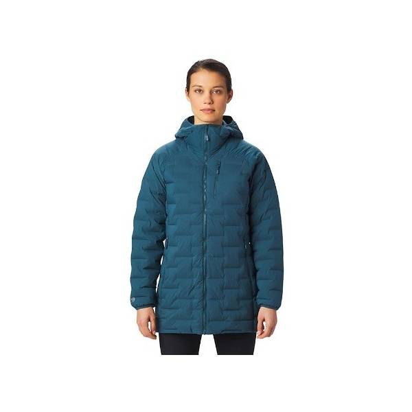 MOUNTAIN HARD WEARSUPER DS STRETCHDOWN PARKA MUJER