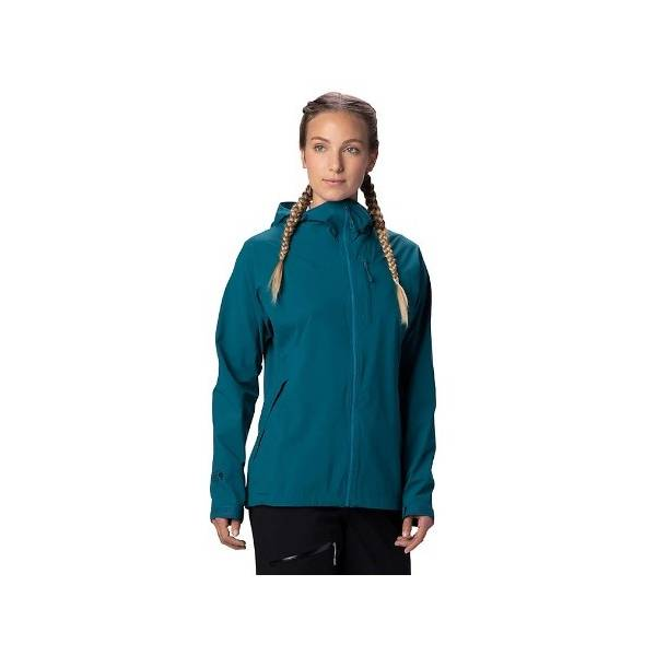 MOUNTAIN HARD WEAR STRETCH OZONIC IMPERMEABLE MUJER