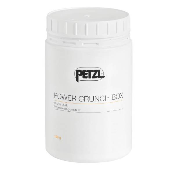 PETZL POWER CRUNCH BOX MAGNESIO