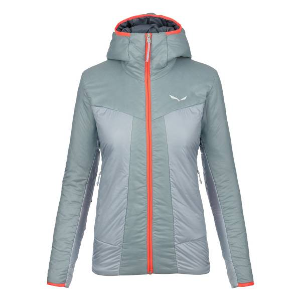 SALEWA CHAQUETA PUEZ 2 TIROLWOOL® CELLIANT® MUJER