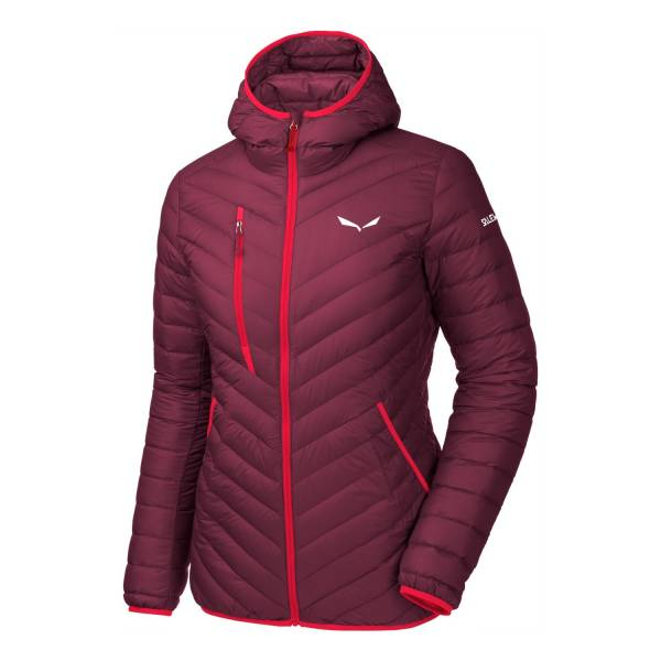 SALEWA ORTLES LIGHT DOWN HOODED MUJER