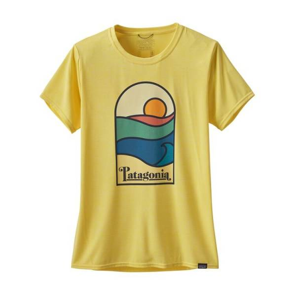 PATAGONIA CAPILENE® COOL DAILY GRAPHIC CAMISETA MUJER