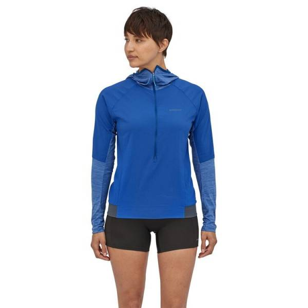 PATAGONIA AIRSHED PRO PULLOVER MUJER