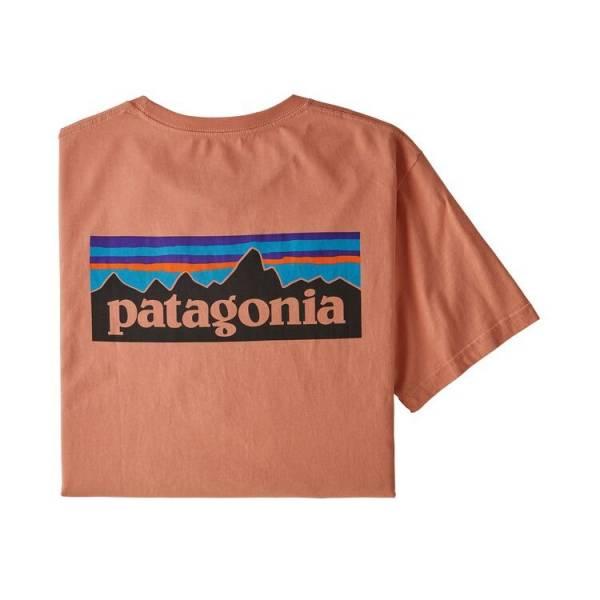 PATAGONIA P-6 LOGO ORGANIC COTTON CAMISETA HOMBRE