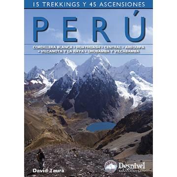 GUIA PERU 15 TREKKING Y 45 ASCENCIONES